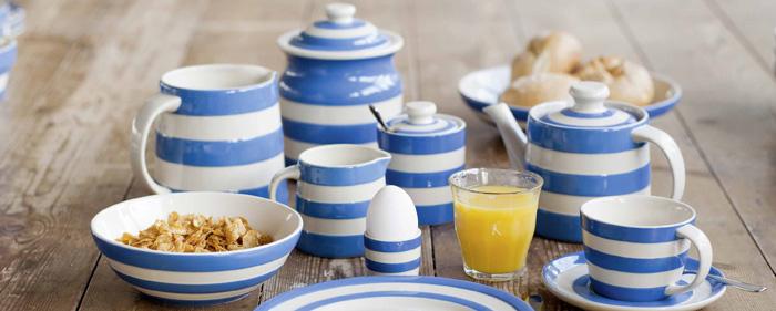 Cornishware Blue