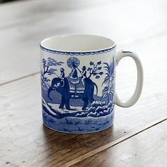 Spode-Mugs Indian Sporting