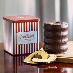 Kreutzkamm Baumkuchen Schokolade