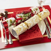 Christmas Cracker 6er Set Winter Berry