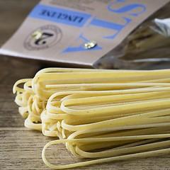 Food Brothers Pasta mit Weizenkeim Linguine