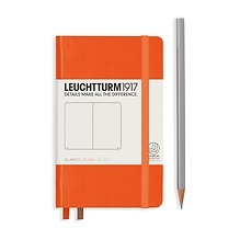 Leuchtturm1917 Pocket Blanko Orange