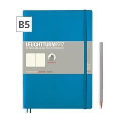 Notizbuch Composition B5 Dotted Azur