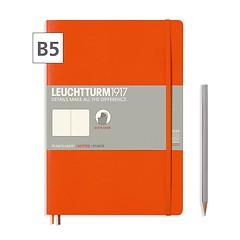Notizbuch Composition B5 Dotted Orange