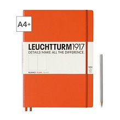 Notizbuch A4+ Master Slim Blanko Orange