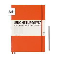 Notizbuch A4+ Master Slim Liniert Orange