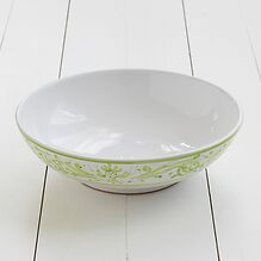 Ruggeri Adelasia Verde Mela Schüssel 30 cm