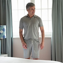 Sunday in Bed Schlafshorts Oliver Grau