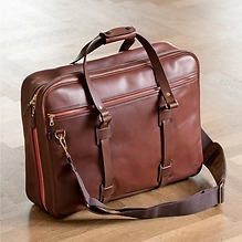 Croots Flight Bag Braun
