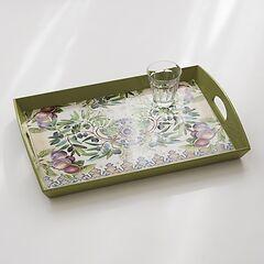 Decoupage Tabletts Tuscan Grove
