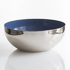 Große Schüssel Wimborne Bowls Pitch Blue