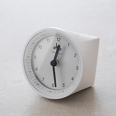 Braun Funkwecker BNC007 Weiß