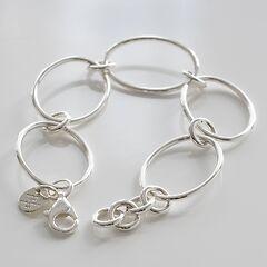 Marjana von Berlepsch ArmbandJungle Silber