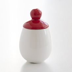 Egg Coddler 200 ml Weiß/Rot