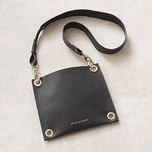 Gloria Cross Body Bag Schwarz