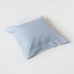 Torquato Kissenbezug Perkal farbig 40 x 40 cm
