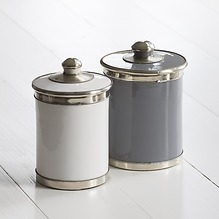 Keramikdosen Barmil klein
