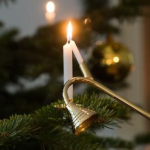 Langer Messing-Kerzenlöscher