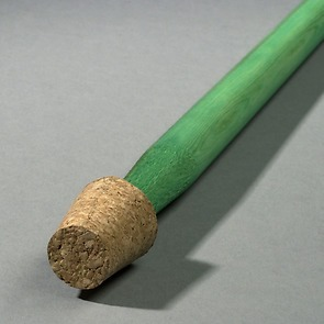 Rosenkugel-Holzstab mit Korken