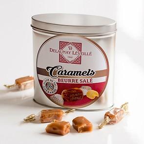 Delaunay Gesalzene Butterkaramellen