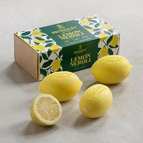 Bronnley Zitronenseifen 3x100g