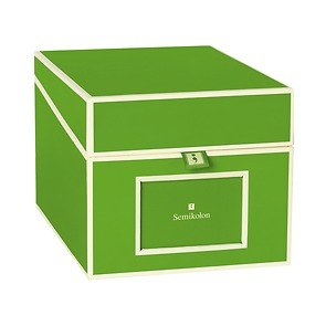 Semikolon CD Box Lime