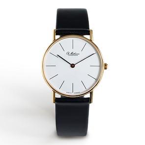 Ole Mathiesen Armbanduhr OM2 gold