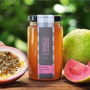 Awani Guava & Passionfruit Jelly