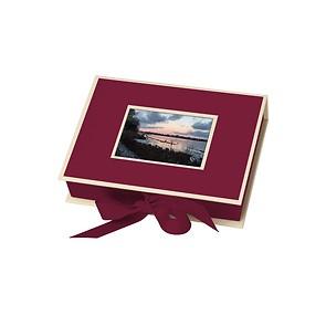 Semikolon Kleine Fotobox Bordeaux