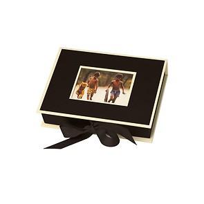Semikolon Kleine Fotobox Schwarz