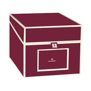 Semikolon CD Box Bordeaux
