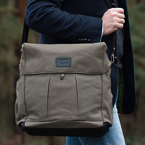 Sons of Trade Nomad Knapsack Teak