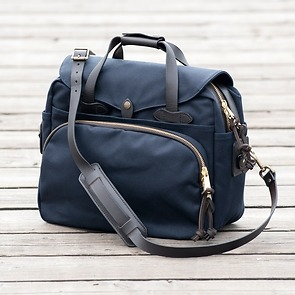 Filson Laptop Bag Navy
