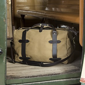 Filson Duffle Bag M Tan