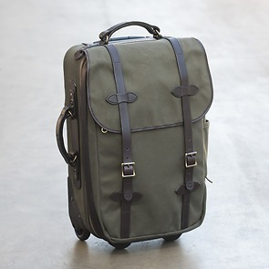 Filson Rolling carry-on Bag Otter Green