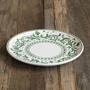Ruggeri Adelasia Verde Mittlerer Teller 26 cm