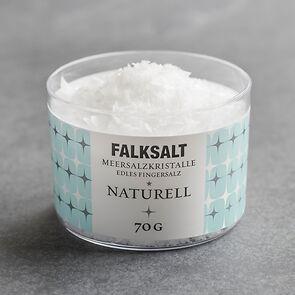 Falksalt Fingersalz Naturell 70 g