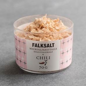 Falksalt Fingersalz Chili 70 g