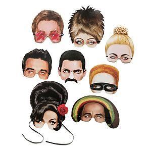 Karnvevalsmasken 'Musical Icones'