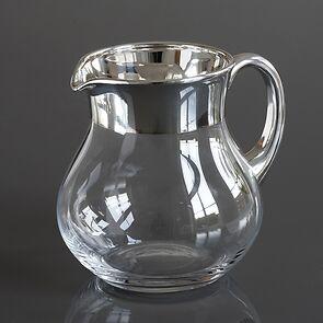 Krug 1,5 l Silber poliert