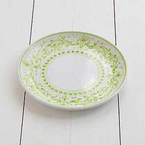 Ruggeri Adelasia Verde Mela Mittlerer Teller 26 cm