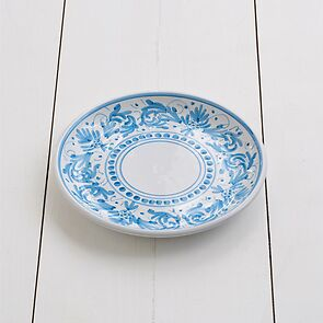 Ruggeri Adelasia Azzurro Kleiner Teller 21 cm