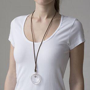 Marjana von Berlepsch Halskette Kila Silber