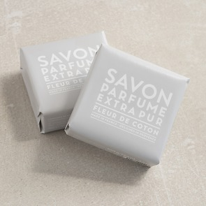 Compagnie de Provence Soap Cotton Flower 2 x  100 g