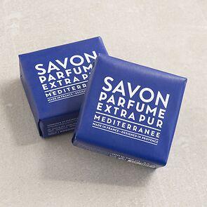 Compagnie de Provence Soap Mediterranean Sea 2 x 100 g