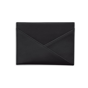 Treuleben Credit Card Caddy Nero