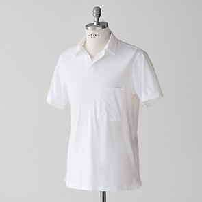 Sunday in Bed Pyjamashirt Morris Kurzarm Weiß L