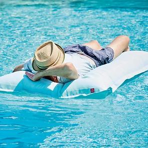 Schwimmkissen Float Aqua