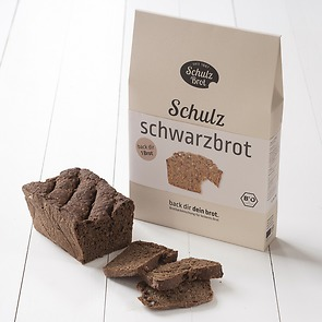 Bio Schwarzbrot 425g