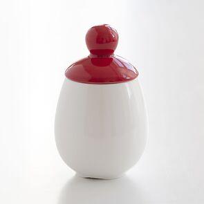 Äggcøddler XXL Weiß/Rot 200 ml